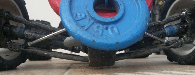 Réglage suspensions/Choix des basculeurs P1 P2 LT 2013-022