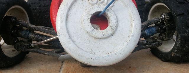 Réglage suspensions/Choix des basculeurs P1 P2 LT 2013-023