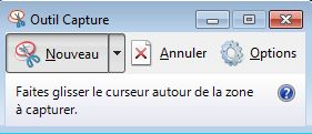 [FORUM] Capture d'écran/Recadrage d'image/ Sous Windows 7 Image138