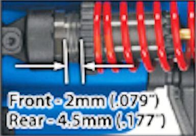 Réglage suspensions/Choix des basculeurs P1 P2 LT Image243