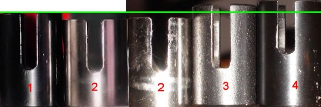 Triangle/Triangles RPM vs Cardans/Cardan TRAXXAS option 1/8 Image724