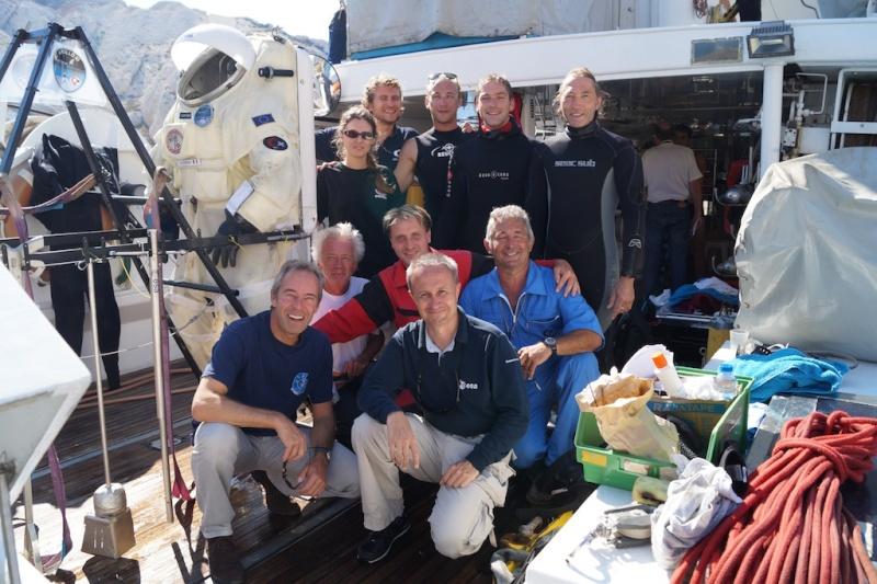 Mission de simulation spatiale à ... Marseille ! Dsc00811