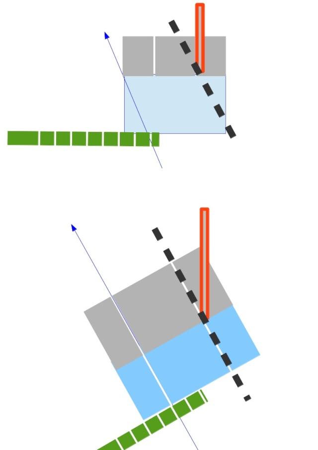 [Réglage Machine] Une méthode pour régler son chariot de scie ciculaire - Page 3 Trait_10