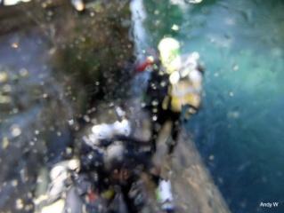 Vivian - Sunshine diving!! Dpp_0026