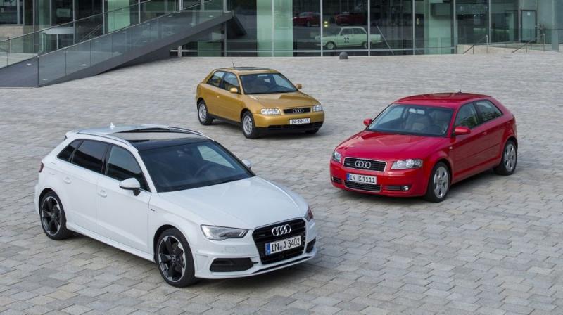 [Sujet officiel] Les Générations de modèles Audi-a10
