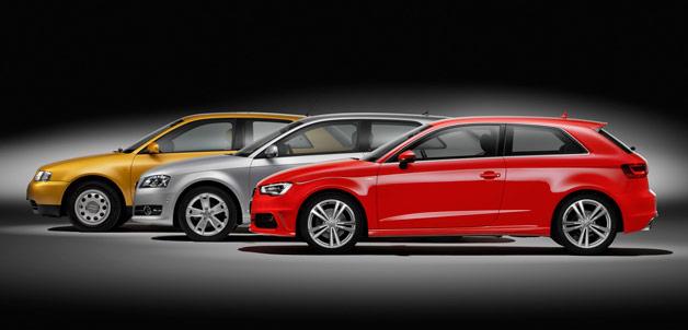 [Sujet officiel] Les Générations de modèles Audi-a11