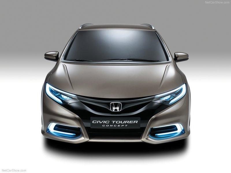 2013 - [Honda] Civic Tourer - Page 2 Honda-10