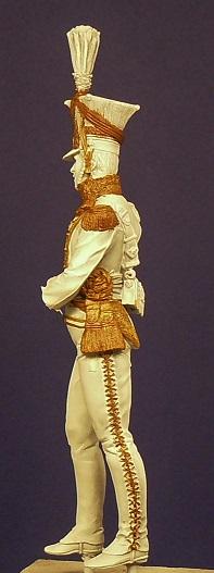 Général Edouard De COLBERT - Atelier Maket 75mm 00610