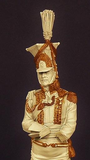 Général Edouard De COLBERT - Atelier Maket 75mm 00713