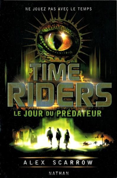 Time Riders, Tome 2 : Le jour du prédateur Sans_t66