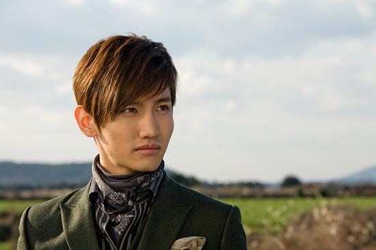 """TVXQ Shim Changmin, """"No hay más, me encantaría con ningún remordimiento.""""  20110211"""