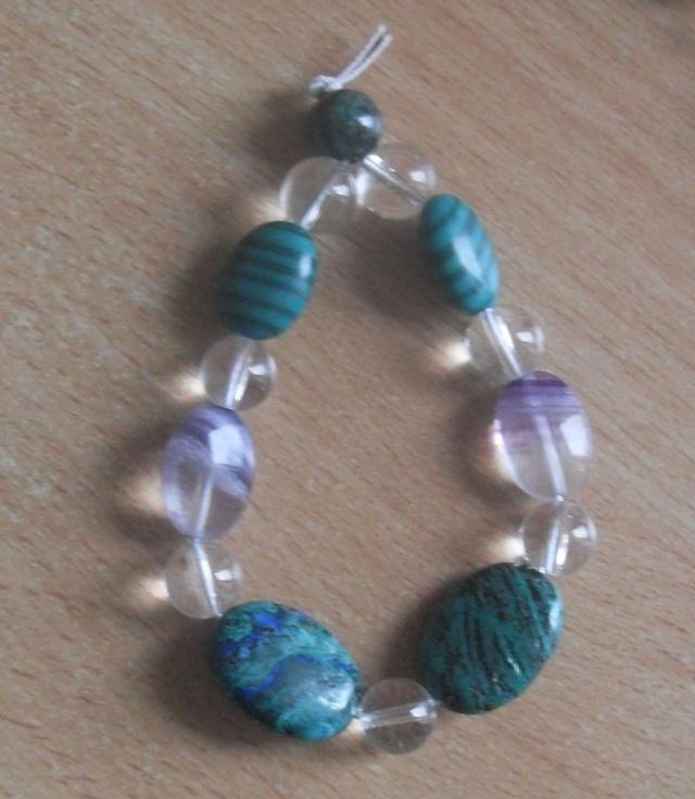 mes créations bijoux lithothérapie Sdc16014