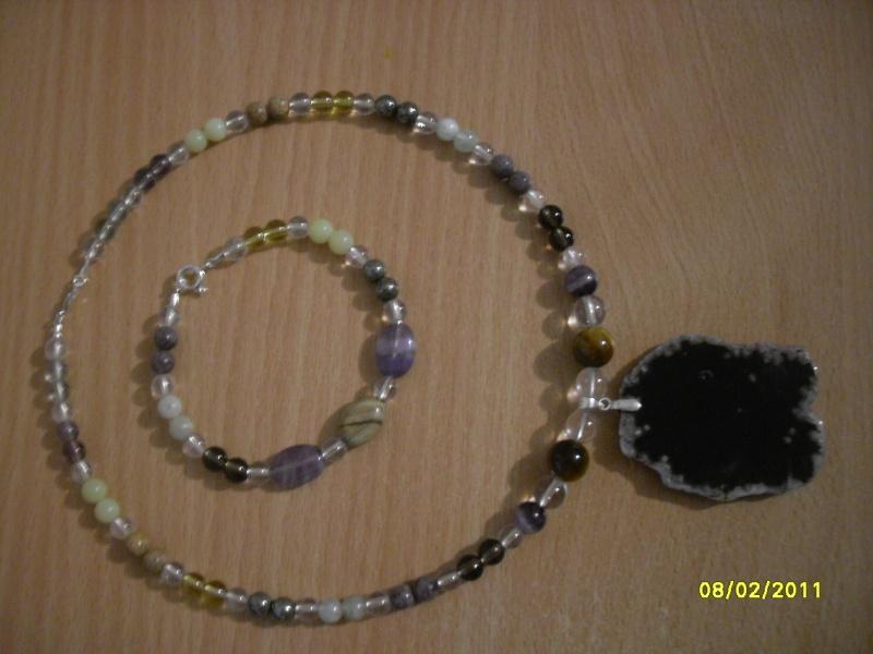 mes créations bijoux lithothérapie Sdc16023
