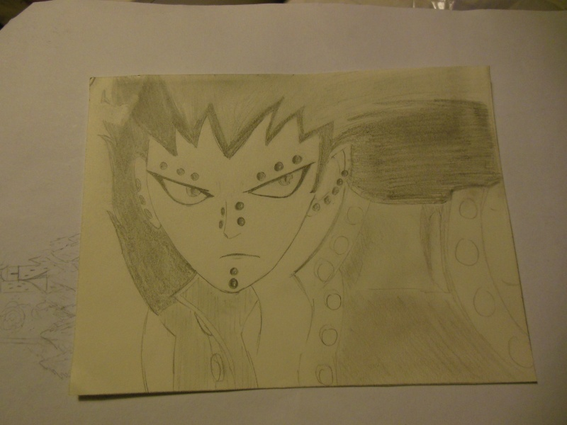 Mes quelques dessins/copies Gajil10