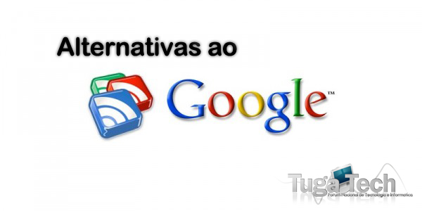 Alternativas ao Google Reader