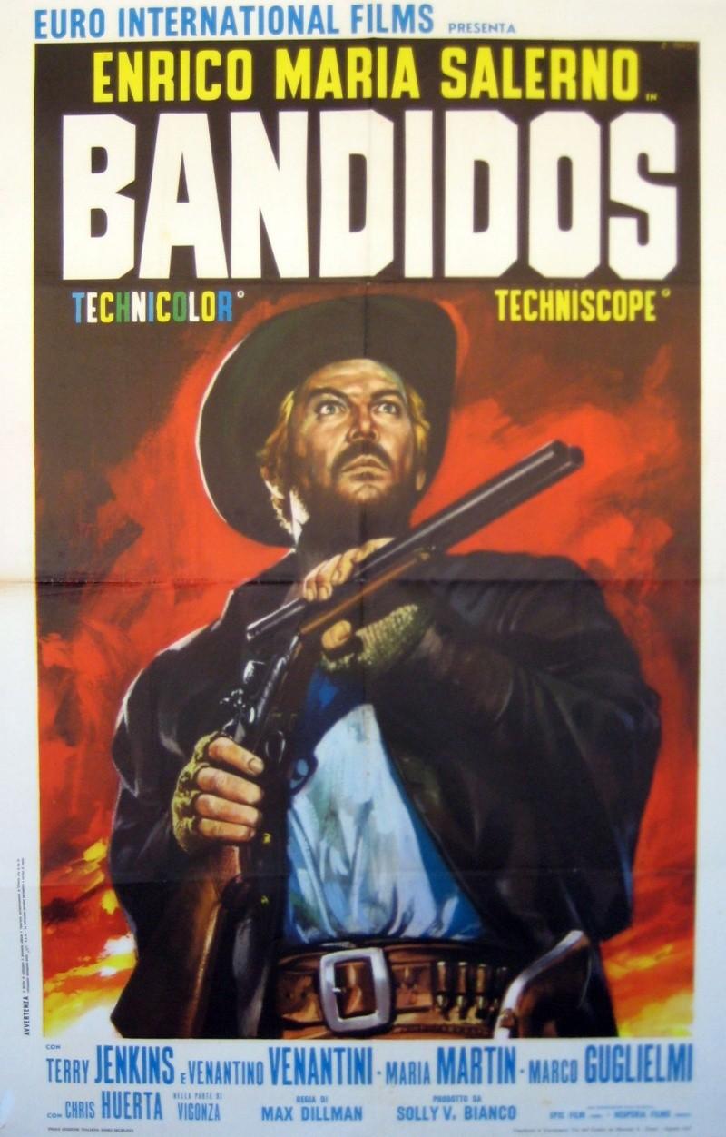 Bandidos - Crepa tu… che vivo io - 1967 - Massimo Dallamano (Max Dilman) - Page 2 Bandid10