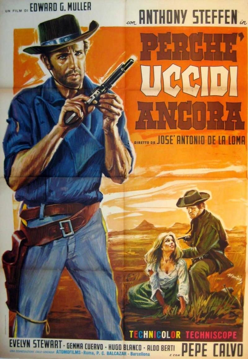 Creuse ta fosse, j'aurai ta peau - Perche' uccidi ancora - 1965 - José Antonio de la Loma & Edoardo Mulargia - Page 2 Perche10