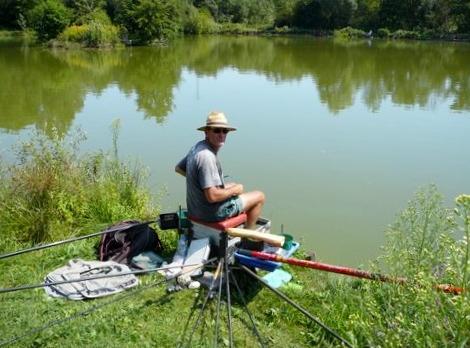 Concours individuel le 18 août sur le plan d'eau de chuzelles  P1120010