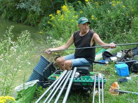 Concours individuel le 18 août sur le plan d'eau de chuzelles  P1120112