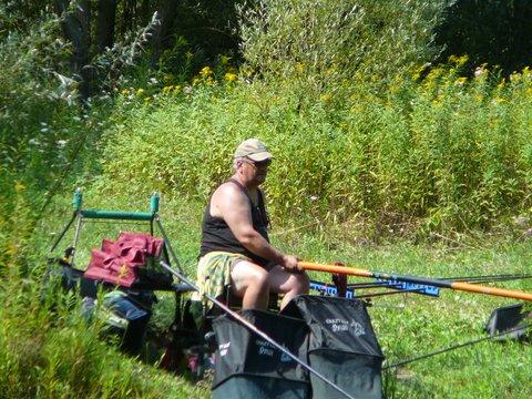 Concours individuel le 18 août sur le plan d'eau de chuzelles  P1120114