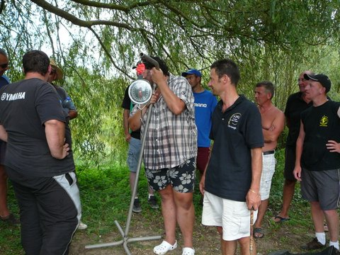 Concours individuel le 18 août sur le plan d'eau de chuzelles  P1120118