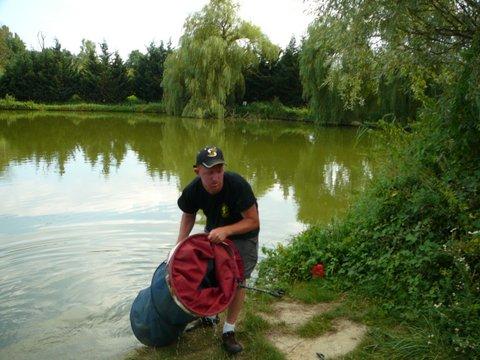 Concours individuel le 18 août sur le plan d'eau de chuzelles  P1120129