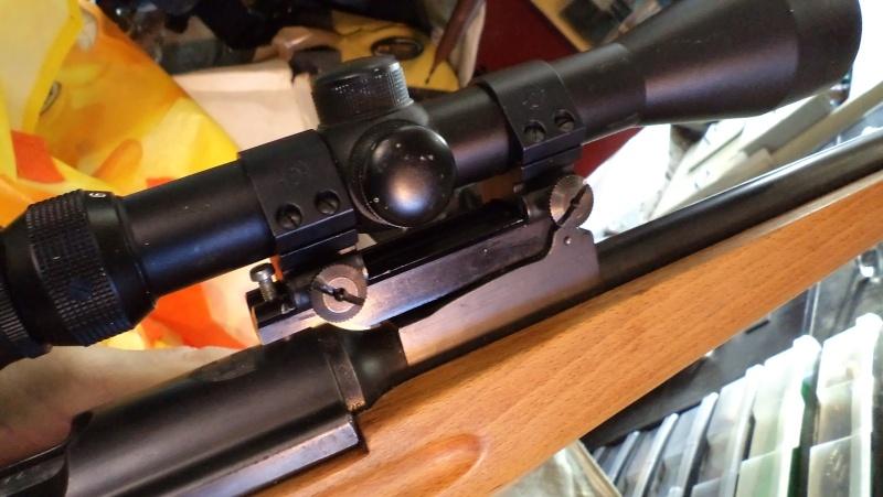 Et pourquoi pas un K31 pour chasser ??? Dsc01035
