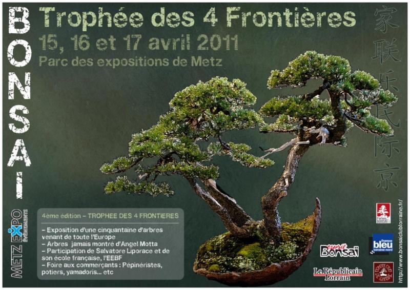 Trophée des 4 frontiéres Metz Affich12