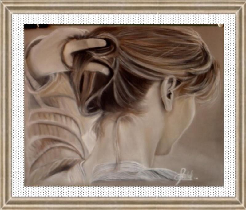 Une femme et un poète... Duo Santal, Lejumeau Santal10