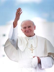 un site pour Jean-Paul II, de l'homme au Bienheureux Jean-p10