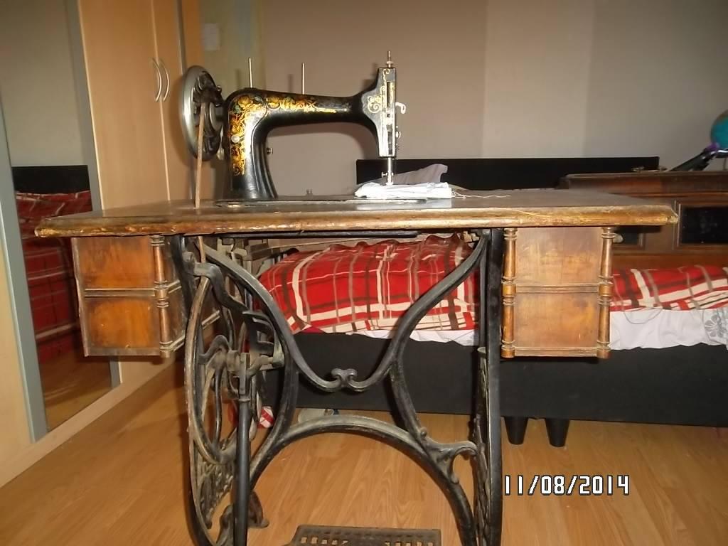 Machine à coudre Original Victoria 1310