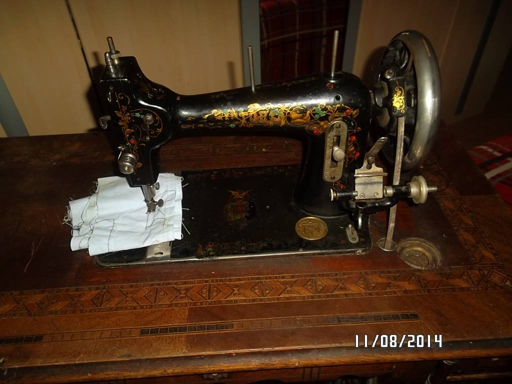 Machine à coudre Original Victoria 1612