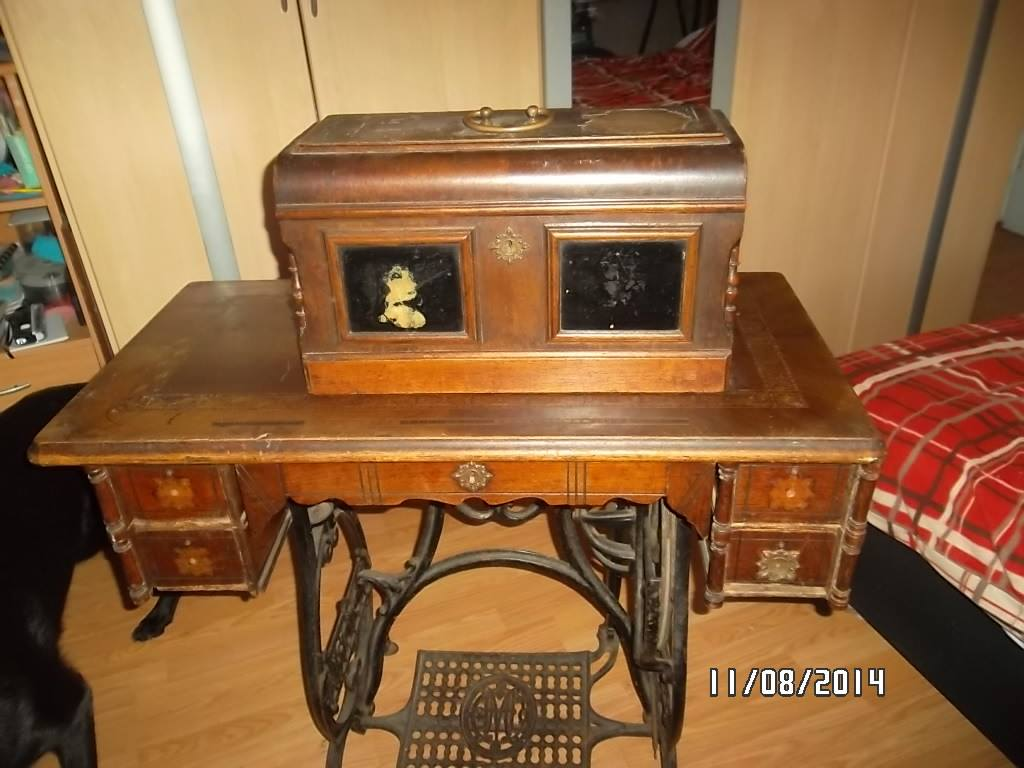 Machine à coudre Original Victoria 1710