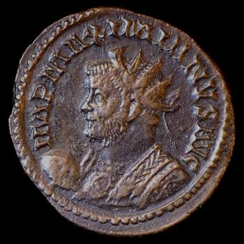 Aureliani de Lyon de Dioclétien et de ses corégents Imgp1918
