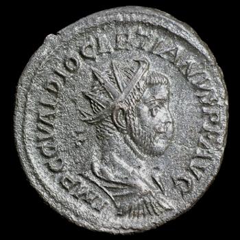 Aureliani de Lyon de Dioclétien et de ses corégents Imgp1920