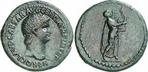 Identification de trois monnaies romaines 1 Neron_10