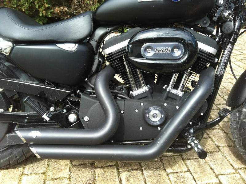 Mon nouveau 1200 custom Img_0511