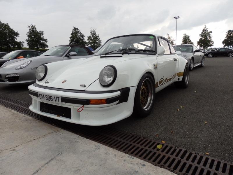 23/24 août 2013 à Magny-Cours avec le Porsche Motorsport 8f84re10