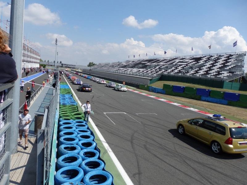 23/24 août 2013 à Magny-Cours avec le Porsche Motorsport F9510