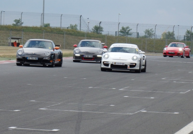 23/24 août 2013 à Magny-Cours avec le Porsche Motorsport Jnr210