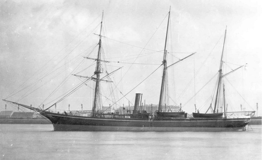 Monographie d'un navire 1860/1880 - Page 5 Bonair10