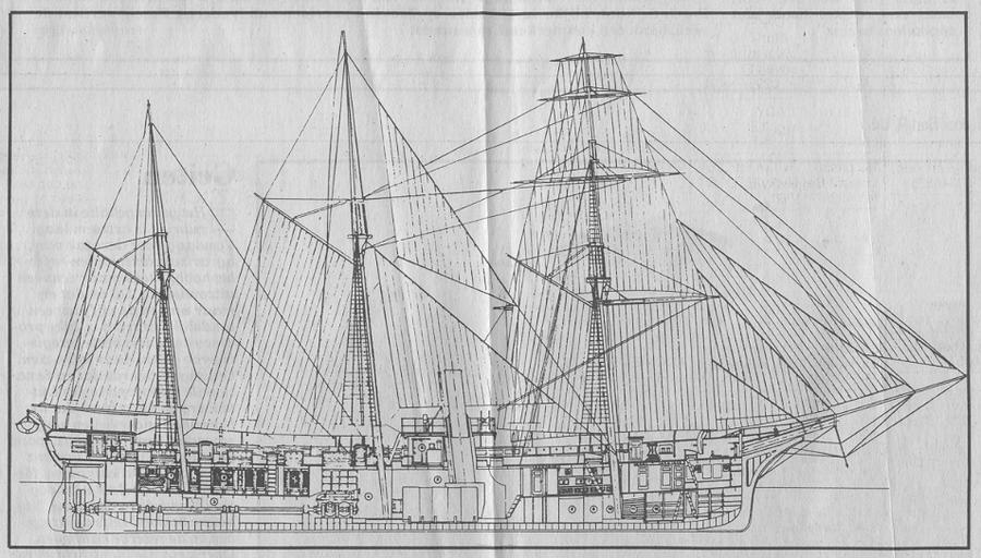 Monographie d'un navire 1860/1880 - Page 5 Bonair12