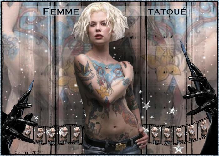 Galerie Femme tatoués Image144