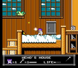 Little Nemo : Dream Master (NES) 3677sc10