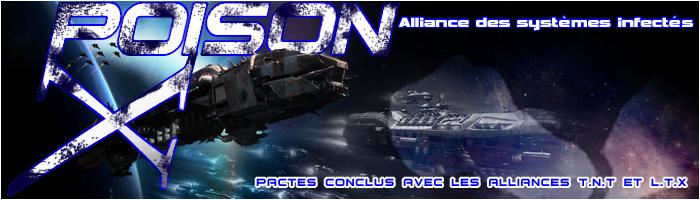 Alliance Poison-X !