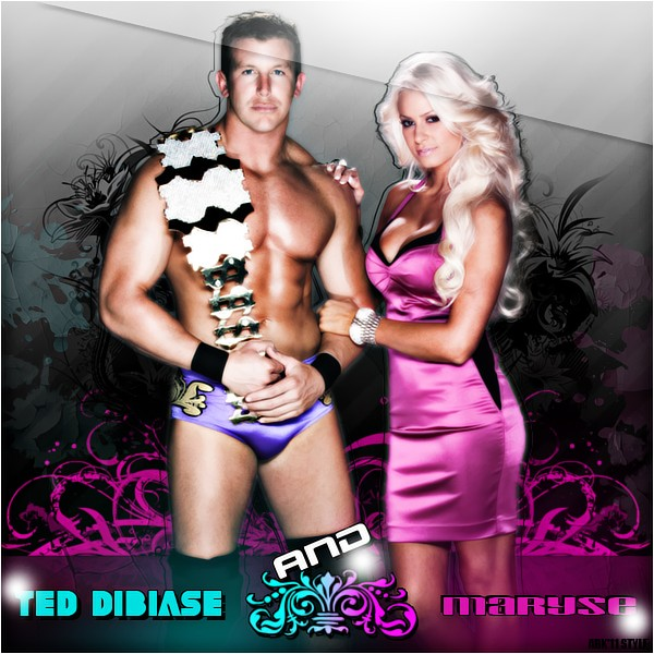 Intercontinental Championship Match Ted__m10