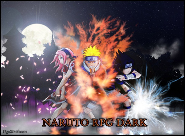 Naruto RPG Dark