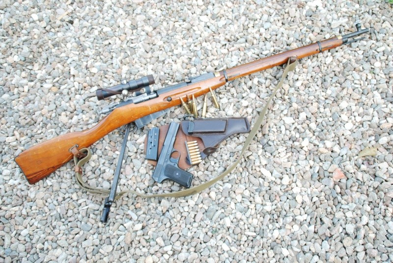 Encore un! MN 91/30 sniper Dsc_0013