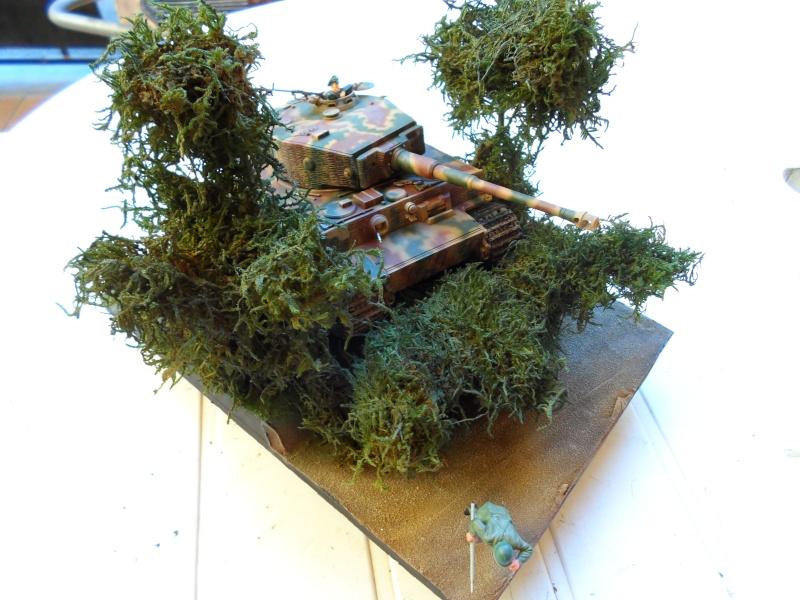 Tigre I poche de chambois 1944 tamiya 1/35 Sam_1015
