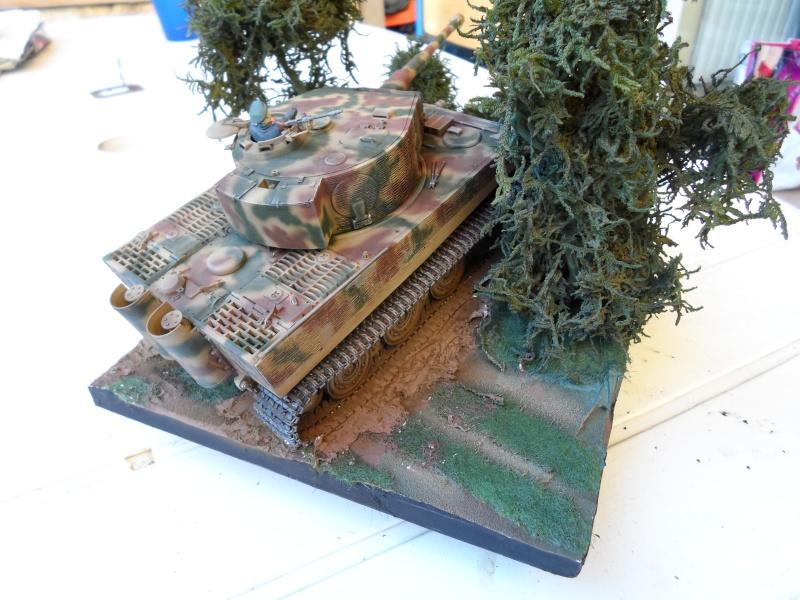 Tigre I poche de chambois 1944 tamiya 1/35 Sam_1016